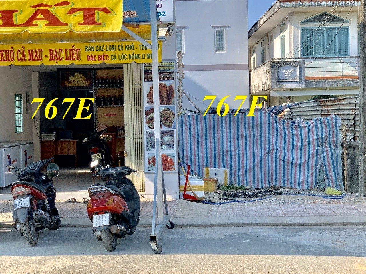 MT 767F Nguyễn Duy Trinh (dưới chân cầu Xây Dựng) Giá 7.7 Tỷ lô 88m2