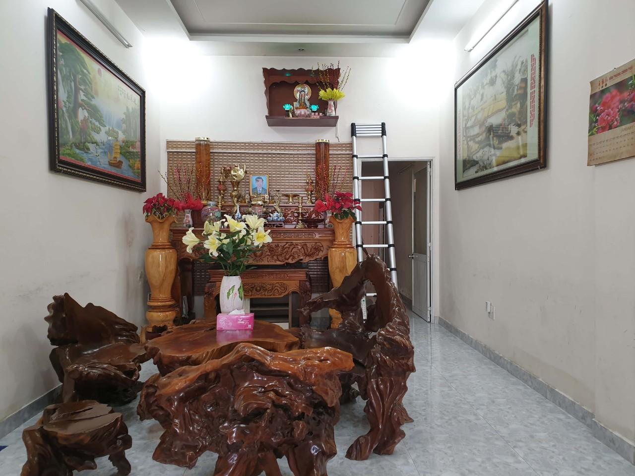 Nhà Mặt tiền Phan Tôn, Dakao Quận 1 100m2 xây dựng 1 trệt 1 lầu giá 24 tỷ