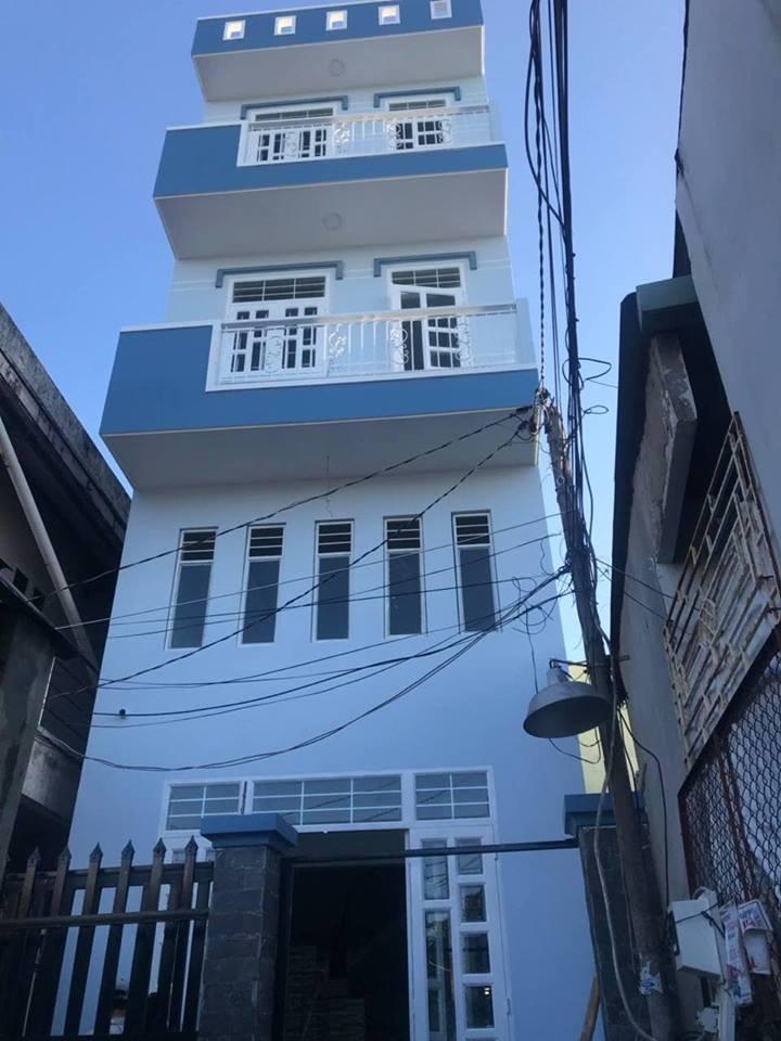Bán nhà 4 tầng, căn hộ dịch vụ đường 14 Phước Bình giá 4.7 tỷ. Có 6-10 phòng ngủ vào kinh doanh ngay