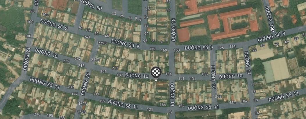Nhà mặt tiền đường 10 Phước Bình 5.85 tỷ