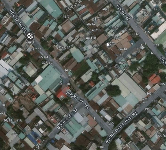Nhà mặt tiền 182 Phước Long B giá 5.7 tỷ. Diện tích 7×15=105m2 cho thuê thu nhập 8 triệu (54tr/m2) – 0981260130