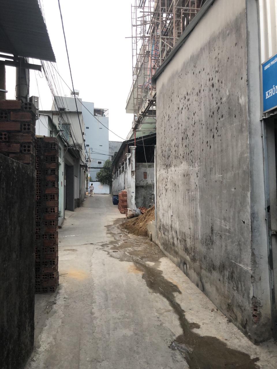 Dãy trọ 112m hẻm 69 đường 494 Tăng Nhơn Phú A giá 3.6 tỷ