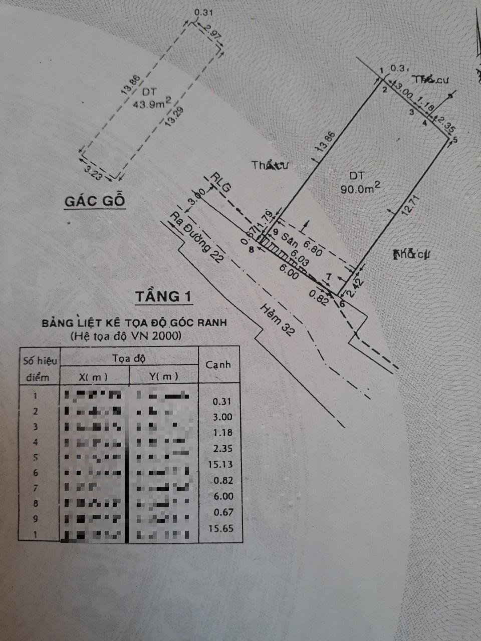 Nhà mặt tiền 182 Phước Long B giá 5.X tỷ. Diện tích 7×15=105m2 cho thuê thu nhập 8 triệu (54tr/m2) – 0981260130