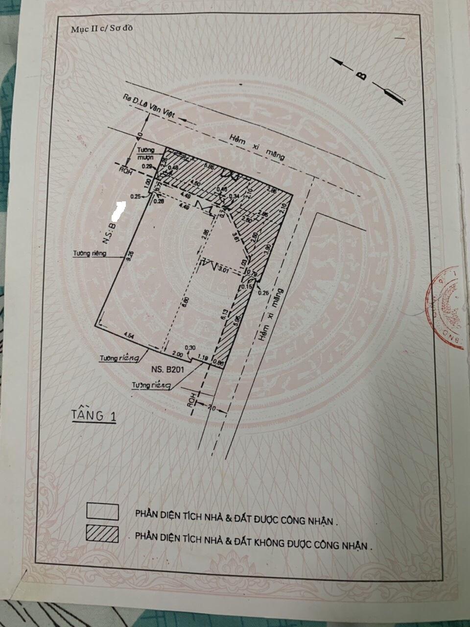 Bán 2 căn góc mặt tiền đường 2 Lê Văn Việt, Quận 9. Tiện xây mới làm văn phòng quán cafe