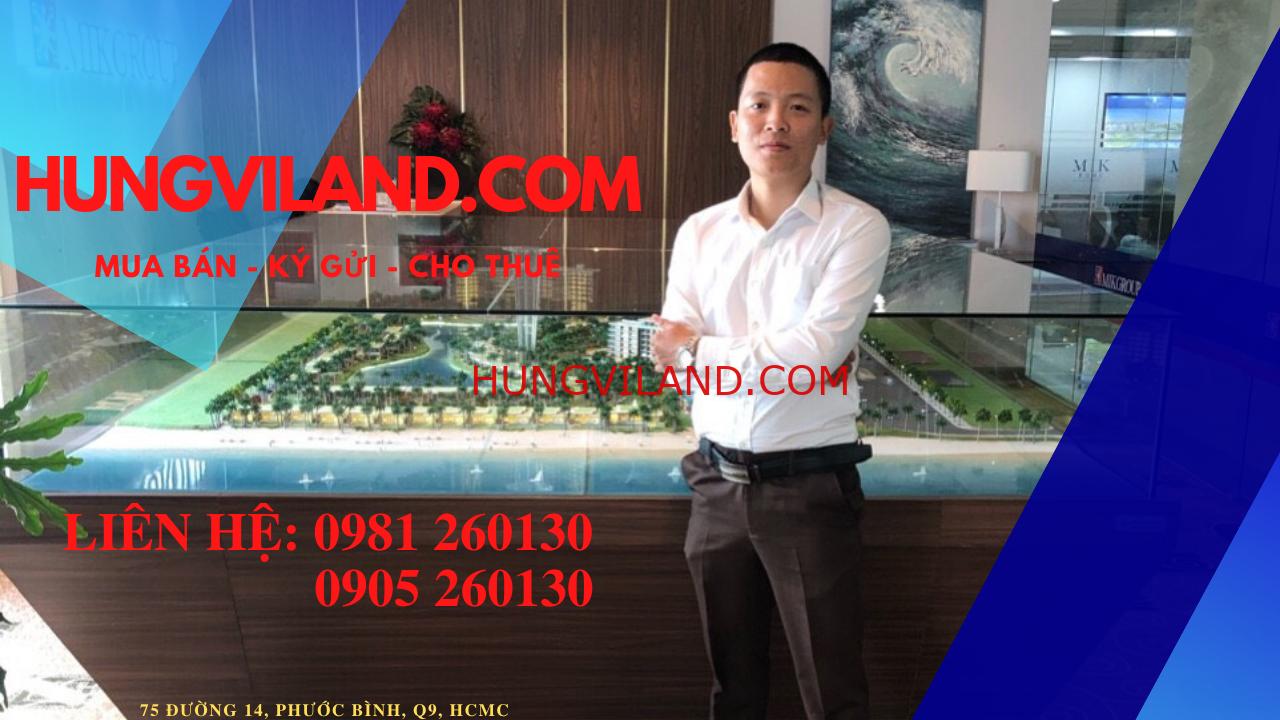 Thủ tục mua bán đất nền Topia Garden Khang Điền ?