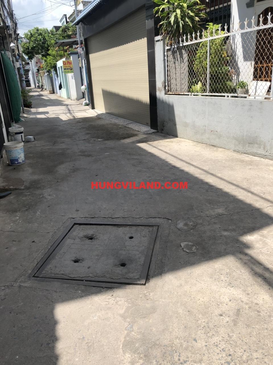 Nhà 36 m2 đường 475,P.Phước Long,Q.9 bán gấp mua chung cư – Hẻm ô tô – 0981260130
