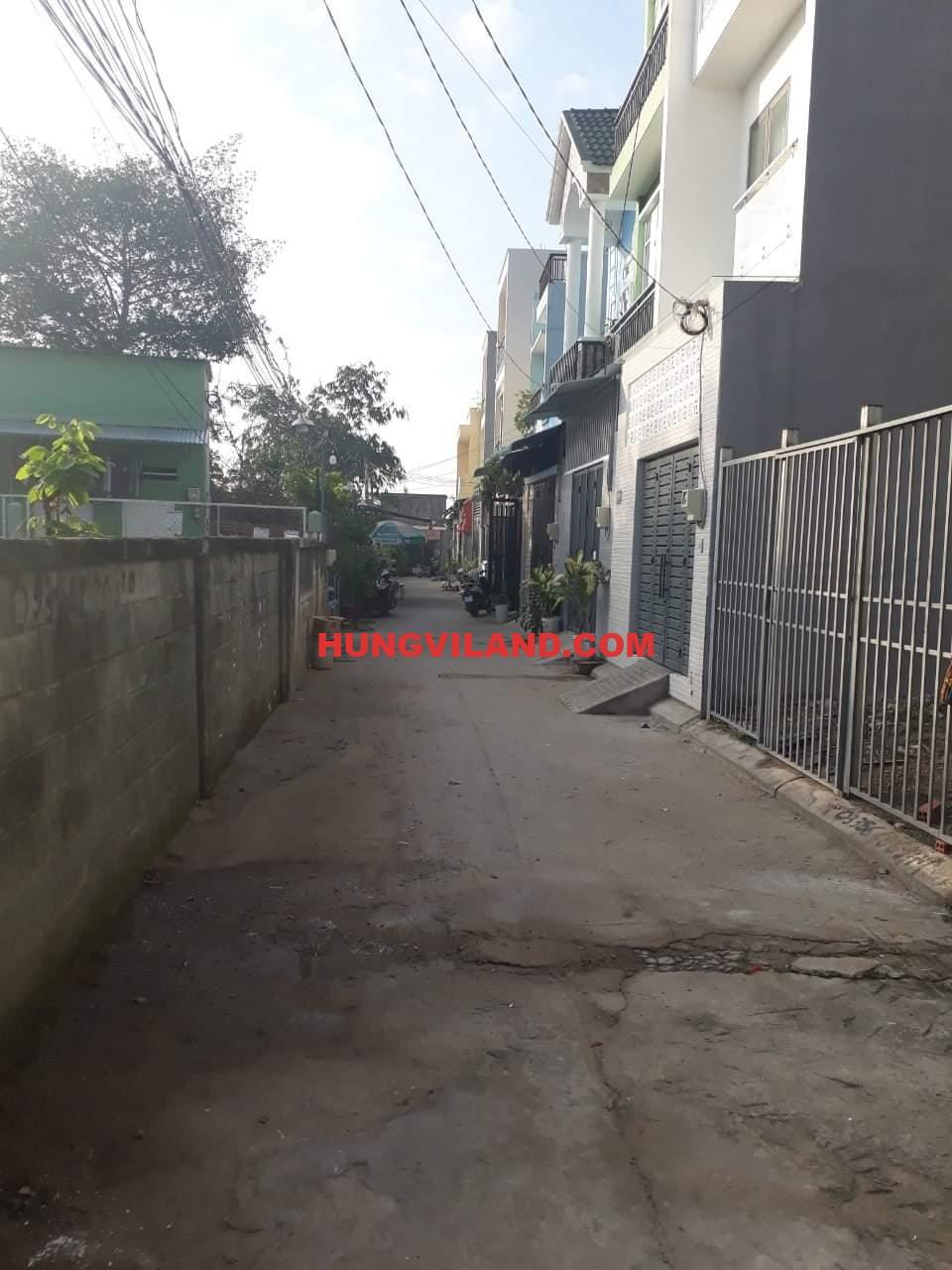 Bán nhà 1T1L 65m2 hẻm 200 Dương Đình Hội, PLB, QUẬN 9, TPHCM – CHỈ 3.X TỶ – 0981260130