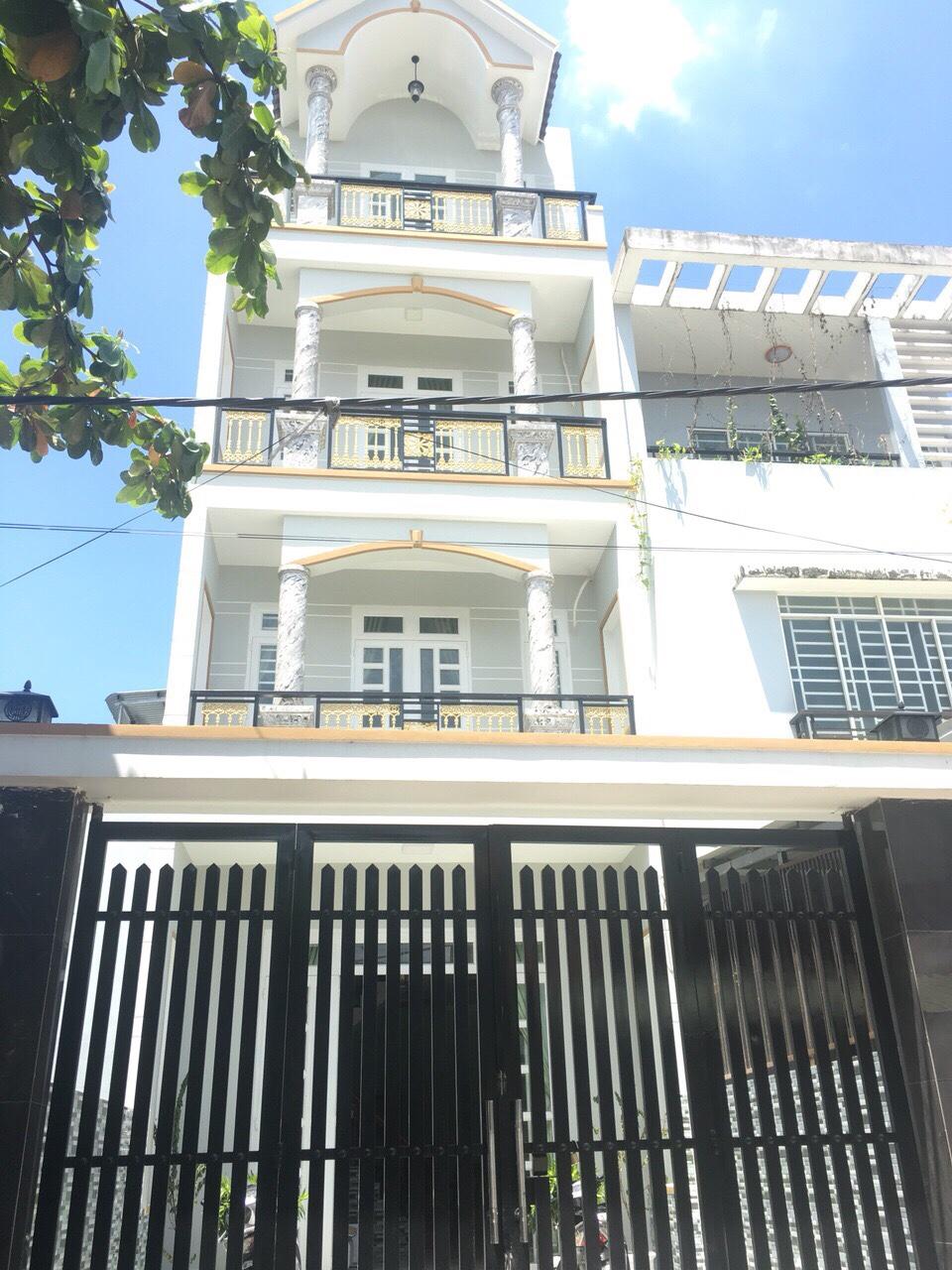 Mặt tiền hẻm 261 Đinh Phong Phú DT: 4.8*22=82m2 đất, xây dựng 200m2 sàn Hẻm hiện hửu 8m, lộ giới 12m Giá 5.15