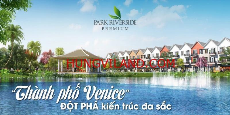 Bán căn biệt thự dự án Parkriverside 101 Bưng Ông Thoàn, phường Phú Hữu, Q9, HCM – 0981260130