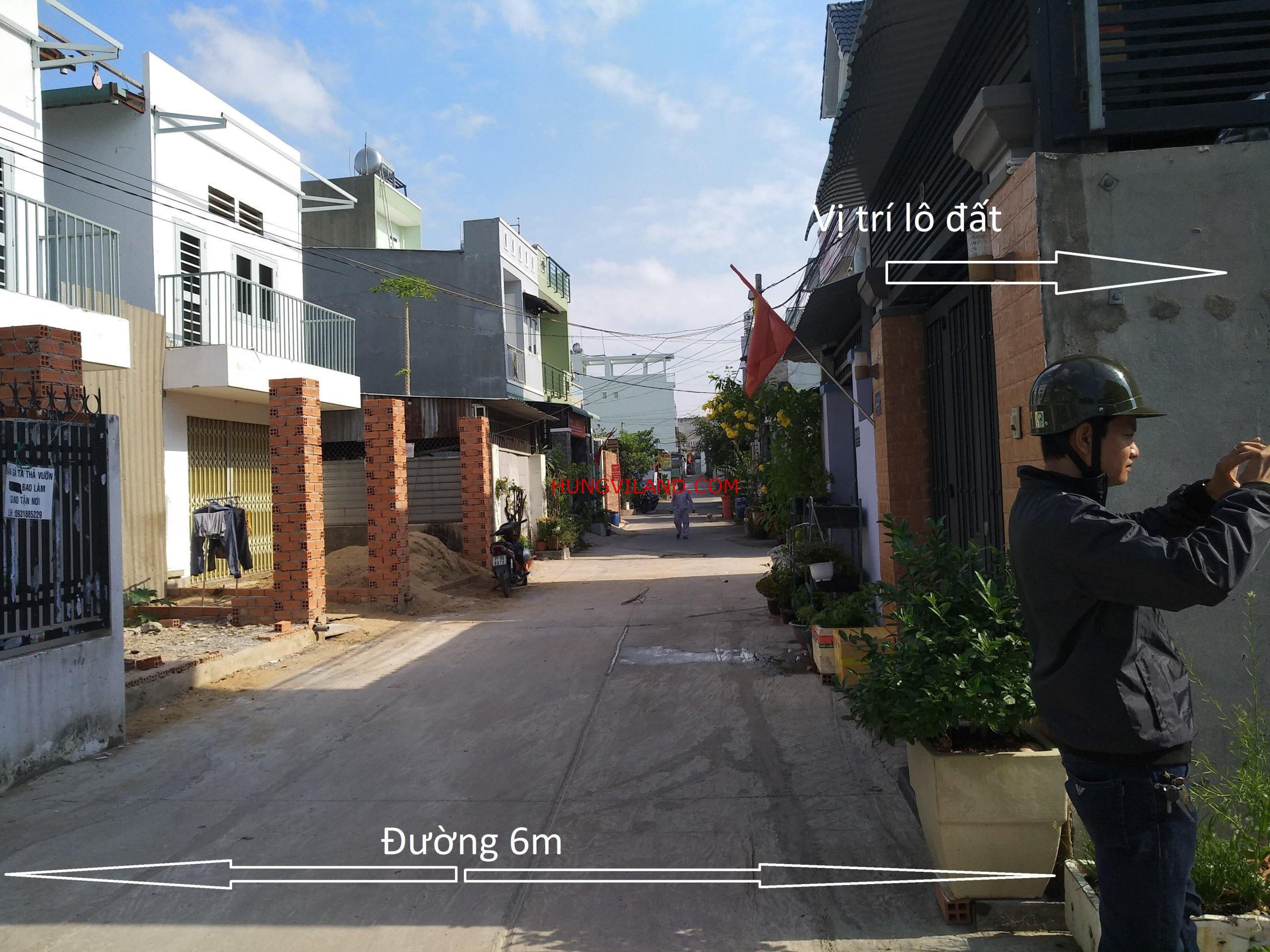 Đất 160 Lã Xuân Oai, đường rộng 6m hơn 125m2 đất ngang 5m tiện xây trọ. Pháp lý hoàn chỉnh