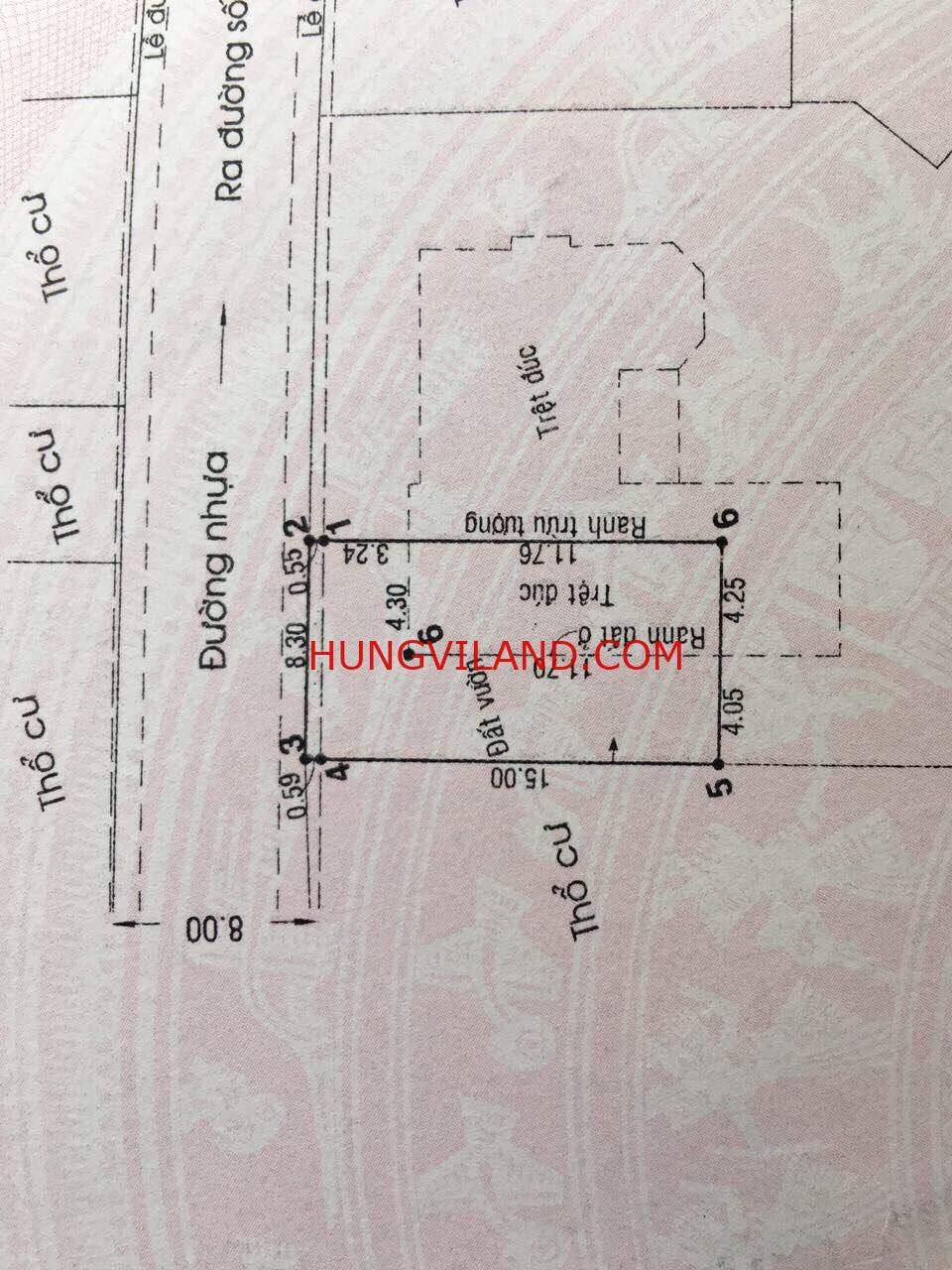126 ! Bán nền biệt thự đường số 3 Trần Não Q2 $ 130 tr/m2- Diện tích: 8.3m x 15.56m thổ cư 129m2. Hướng Đông Bắc- Đường ô tô 8m, cạnh công viên, cách Trần Não chỉ 200m- Sổ hồng chính chủ xây tự do.
